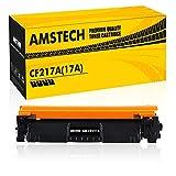 Amstech Toner(MIT CHIP) Kompatibel für HP 17A CF217A für HP Laserjet Pro M130nw HP Laserjet Pro M130fw Laserjet Pro M102w M130fw MFP M130nw M102A M102 M130fw HP M102w M130fw M130nw M130fn M130a Toner