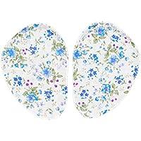 Zwei Paare bequemer Schuh Kissen Anti-Rutsch-Pads Heel Innensohle-K preisvergleich bei billige-tabletten.eu