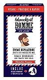 Blondépil Crème Dépilatoire sous la Douche pour Aisselles/Corps 200 ml