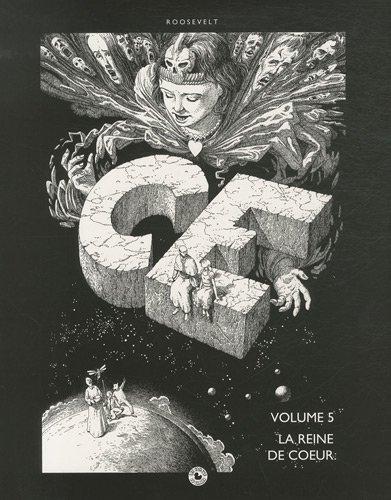 Ce, Tome 5 : La reine de coeur