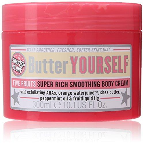Soap & Glory Butter Yourself Body Cream 300ml