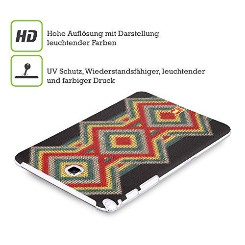Head Case Designs Gestreift Anker Rückseite Hard Back Cover für Apple iPhone 6 / 6s Be Still
