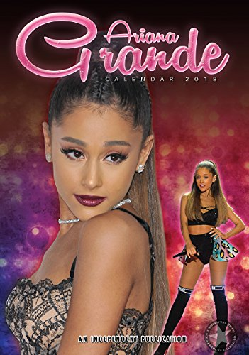 Ariana Grande Calendario.Ariana Grande Calendario 2018 Calendario Calendar Da