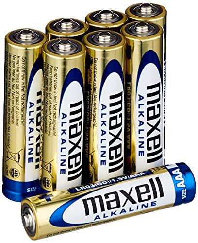 Oferta de Maxell LR03 - Pilas AAA, 32 unidades