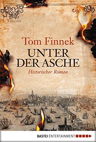 Buchseite und Rezensionen zu 'Unter der Asche: Historischer Roman' von Tom Finnek