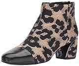 Die besten Nine West Ankle Boots - Nine West Women's joannie Ankle Boot, Natural Multi/Black Bewertungen