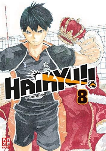 Haikyu!! 08 par Haruichi Furudate