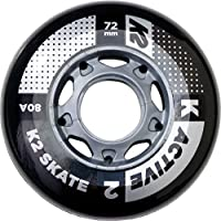 K2 72 mm Active Wheel 4 Lot de