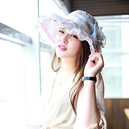 Été Nouvelle Version Coréenne Couleur Solide Fil De Coton Mince Pliable En Plein Air Chapeau De Pêcheur Loisirs Bassin Cap Sun Hat gray