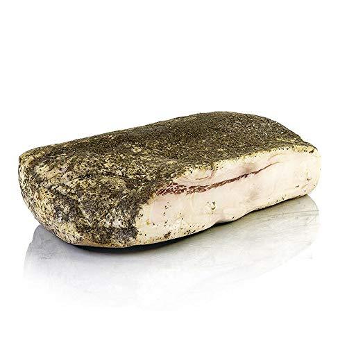 Lardo - Toskanischer Speck, Montalcino Salumi, ca.4 kg -