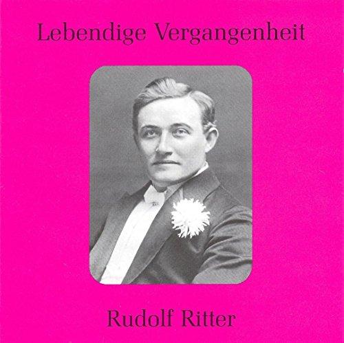Lebendige Vergangenheit - Rudolf Ritter