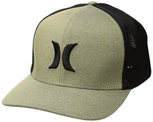 Hurley One & Textures Trucker Cap Herren M Gelb (Buff Gold)