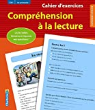 Telecharger Livres Cahier d exercices Comprehension a la lecture CM1 4e primaire rouge (PDF,EPUB,MOBI) gratuits en Francaise
