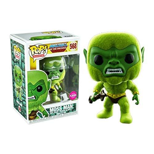Figura POP Masters of the Universe Moss Man Flocked