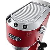 DeLonghi EC 685.R Dedica Siebträgerespressomaschine - 4