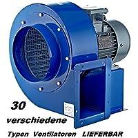 OBR 260 Industrial Axial Axiales Radial Radiales Ventilador Ventilación extractor Ventiladores ventilador Fan Fans industriales extractores centrifugos radiales turbina aspiracion