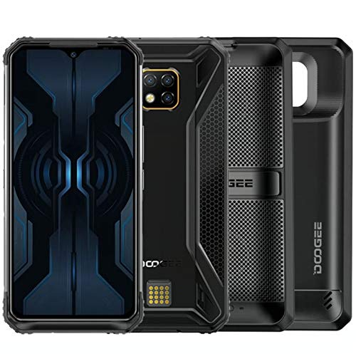"DOOGEE S95 Pro (SUPER MOD) Smartphone Rugged, HELIO P90 Octa-Core 8GB RAM 128GB ROM, 48 MP Tripla Fotocamera AI, IP68 Cellulare Impermeabile Antiurto Android 9.0, 6,3""FHD +, NFC, Ricarica Wireless"