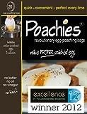 Poachies 20 Beutel für pochierte Eier