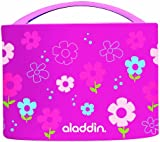 Aladdin Bento 0.6 Litre Lunchbox for Kids, Pink