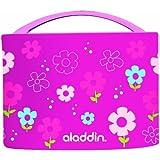 Aladdin Bento - Contenedor termo de comida para niños, de 0,60 l, color rosa