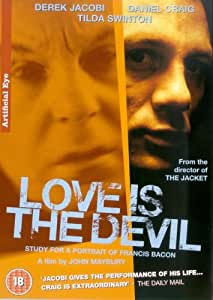 Love Is The Devil [1998] [DVD]