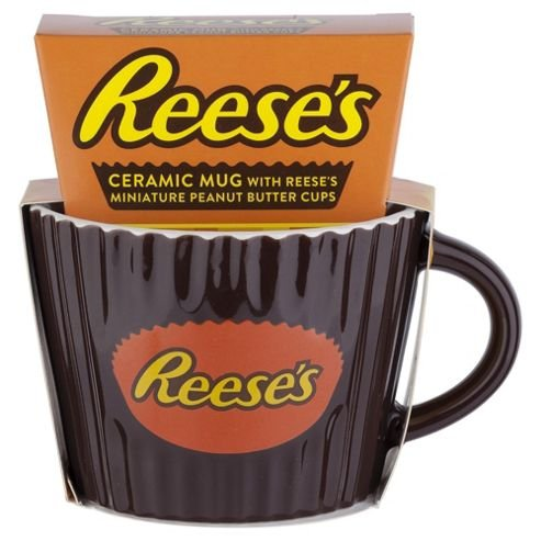reeses-ceramic-mug-with-reeses-mini-peanut-butter-cups-gift-set
