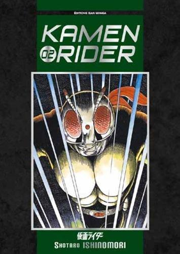 Kamen Rider Edition simple Tome 2