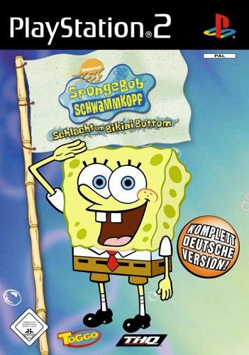 SpongeBob Schwammkopf - Bikini Bottom - Bikini Bottom Um Schlacht