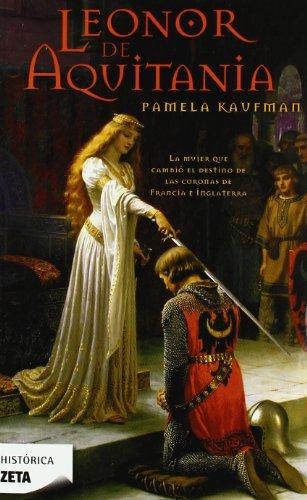Leonor de Aquitania Cover Image