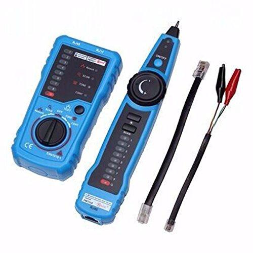 Tester Rete Telefonica, ELEGIANT Cavo Finder Telefono Tracker filo FWT11
