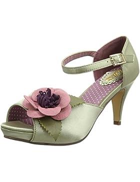 Joe Browns Damen Corsage Vintage Occasion Shoes Knöchel-Riemchen