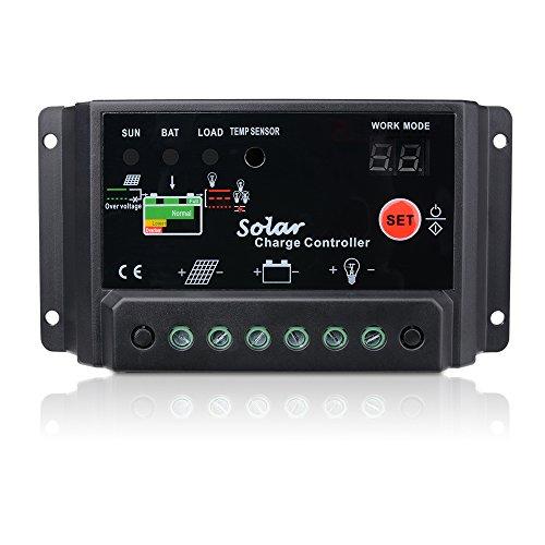 Especificaciones :  Color : Negro Corriente de carga nominal : 30A Corriente de carga nominal : 30A Voltaje de Funcionamiento : 12V/24V AUTOMÁTICO Corriente sin pérdidas de carga : 5mA-20mA (sólo cuando se iluminan las LED) Caída del voltaje de ci...
