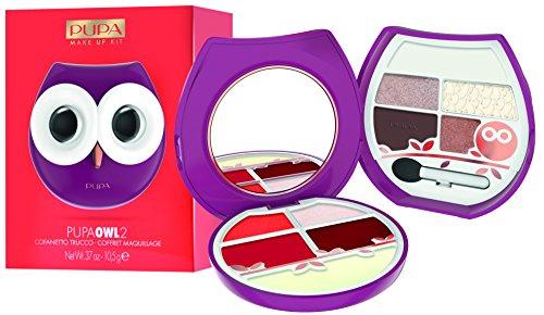 PUPA Trousse Owl 2002 Lila / Akt Make-Up And Kosmetik (Pupa Kosmetik)