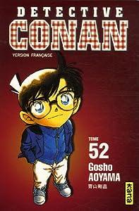 Détective Conan Edition simple Tome 52