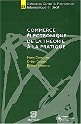 Commerce électronique : de la théorie à la pratique