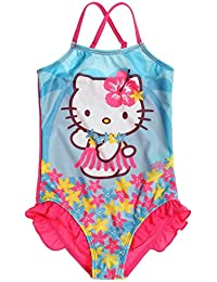 Hello Kitty Badeanzug Kollektion 2017 Badesachen 92 98 104 110 116 122 128 Mädchen Schwimmbekleidung Sommer Neu