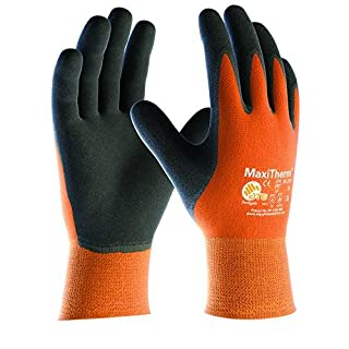 ATG ATGMTHERM30-201-10 MaxiTherm Palm Coated Cold Temperature Work Glove by ATG