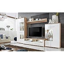 Suchergebnis auf Amazon.de für: schrankwand wohnzimmer modern