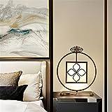 ZHOUYAN LED semplice moderno creativo moda fantasia caldo carino romantico retrò in stile cinese regalo lampada da tavolo camera da letto comodino per bambini 38 * 48 centimetri