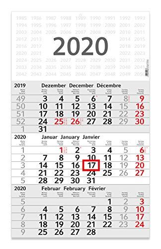 Calendario Trimestrale 2020.Geiger Notes Calendario Trimestrale Budget 3 41 Pezzi