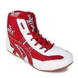 Pace International Men Mesh Red Kabaddi Shoes :-KBD RD_4