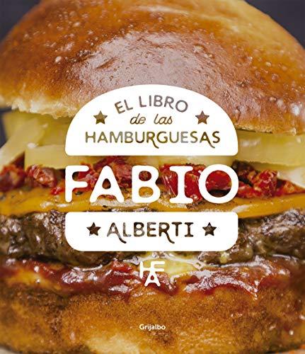 El libro de las hamburguesas por Fabio Alberti