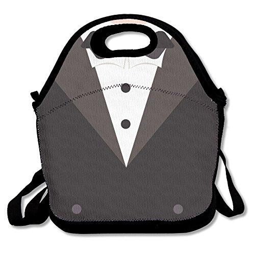futonghuaxia Man 's passt. Einfache Outdoor Lunch Bag Lunch Box Isoliert Tote Kühler Lunch Tasche Picknick Tasche Lunch Tote, für Schule Arbeit Büro, Geschenk für Frauen