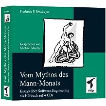 Vom Mythos des Mann-Monats, 4 Audio-CDs