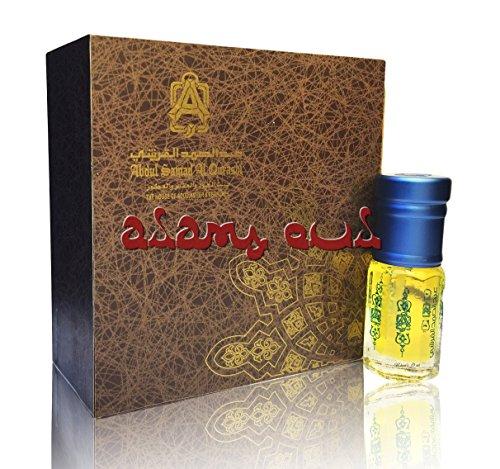 Dua al Jannah par Abdul Samad al Qurashi - 3 ml Huile Parfum ATtar