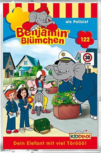 Folge 122: Benjamin als Polizist [MC] [Musikkassette]