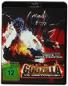 Godzilla vs. Destoroyah [Blu-ray]