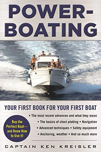 Powerboating: Your First Book for Your First Boat (English Edition) - Navigation Owners Manual