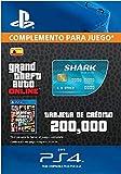 Grand Theft Auto Online - GTA V Cash Card | 200,000 GTA-Dollars | Cód