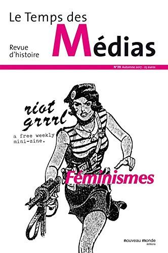 Revue Temps des Medias N29